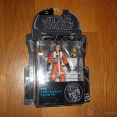 Figuras y Muñecos Star Wars: STAR WARS JON DUTCH VANDER - THE BLACK SERIES. Lote 58548160
