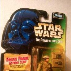 Figuras y Muñecos Star Wars: STAR WARS EP VI ENDOR REBEL SOLDIER THE POWER OF THE FORCE ( KENNER) HASBRO. RJM. Lote 58585932