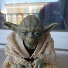 Figuras y Muñecos Star Wars: YODA, STAR WARS, LA GUERRA LAS GALAXIAS. Lote 58633994