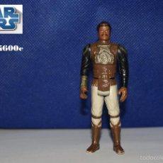 Figuras y Muñecos Star Wars: LANDO CALRISSIAN SKIFF GUARD DISGUISE - FIGURA VINTAGE STAR WARS - STARWARS - ROTJ 1982. Lote 102848620