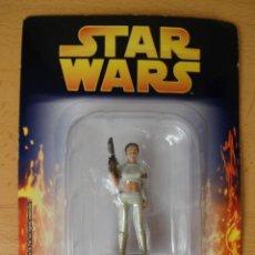Figuras y Muñecos Star Wars - Star Wars. Figura de metal Padmé Amidala. Saga, La guerra de las Galaxias. . - 29589214