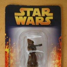 Figuras y Muñecos Star Wars - Star Wars. Figura de metal Jawa. Saga, La guerra de las Galaxias. . - 29589317