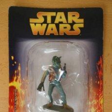 Figuras y Muñecos Star Wars - Star Wars. Figura de metal Greedo. Saga, La guerra de las Galaxias. . - 29589681