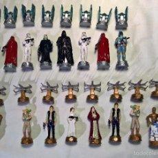 Figuras y Muñecos Star Wars: PIEZAS AJEDREZ STAR WARS. Lote 61194239
