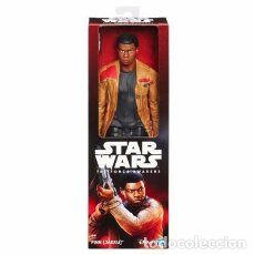 Figuras y Muñecos Star Wars: STAR WARS THE FORCE AWAKENS - FINN (JAKKU) - HASBRO. Lote 61463275