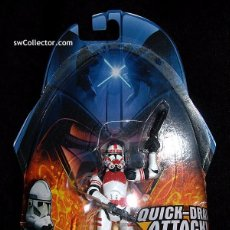 Figuras y Muñecos Star Wars: STAR WARS REVENGE OF THE SITH - CLONE TROOPER - HASBRO. Lote 61533596
