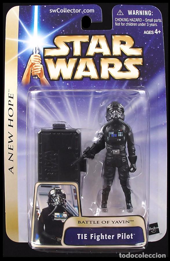 STAR WARS - TIE FIGHTER PILOT - HASBRO (Juguetes - Figuras de Acción - Star Wars)