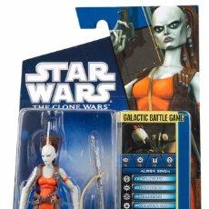 Figuras y Muñecos Star Wars: STAR WARS THE CLONE WARS - AURRA SING - HASBRO. Lote 166877348