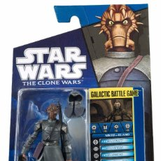 Figuras y Muñecos Star Wars: STAR WARS THE CLONE WARS - NIKTO GUARD - HASBRO. Lote 61540892