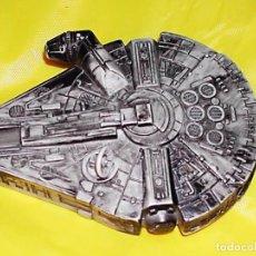 Figuras y Muñecos Star Wars: STAR WARS - HALCON MILENARIO DE BURGER KING. Lote 61696688