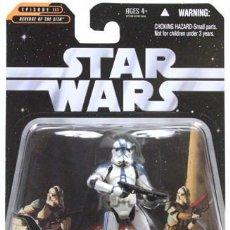Figuras y Muñecos Star Wars: STAR WARS - 501ST LEGIOS TROOPER - HASBRO. Lote 61722604