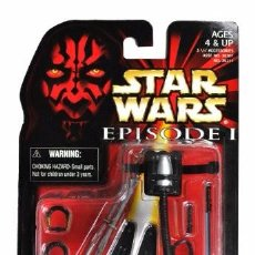 Figuras y Muñecos Star Wars: STAR WARS EPISODE I - UNDERWATER ACCESSORY SET - HASBRO. Lote 61817584