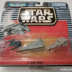 Figuras y Muñecos Star Wars: STAR WARS I - MICROMACHINES - MICRO MACHINES - 1997 - GALOOP. Lote 62274756