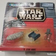 Figuras y Muñecos Star Wars: STAR WARS V - MICROMACHINES - MICRO MACHINES - 1997 - GALOOP. Lote 62274832