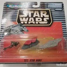 Figuras y Muñecos Star Wars: STAR WARS VII - MICROMACHINES - MICRO MACHINES - 1997 - GALOOP. Lote 62274892