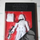 Figuras y Muñecos Star Wars: STAR WARS THE BLACK SERIES FIRST ORDER SNOWTROOPER OFFICER TOYSRUS EXCLUSIVE. Lote 62282340