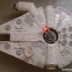 Figuras y Muñecos Star Wars: STAR WARS HALCÓN MILENARIO MICROMACHINES GALOB FAMOSA 1995. Lote 62448580