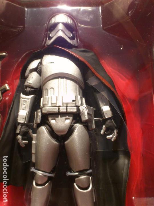 Figuras y Muñecos Star Wars: STAR WARS - CAPTAIN - CAPITAN PHASMA - FIGURA METAL - DIE CAST - ELITE SERIES - NUEVO - DISNEY STORE - Foto 19 - 62647184