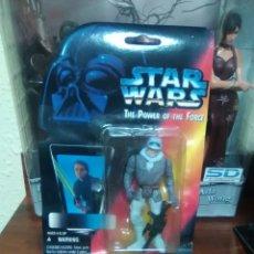 Figuras y Muñecos Star Wars: STAR WARS - THE POWER OF THE FORCE - HAN SOLO - NUEVO. Lote 62652691