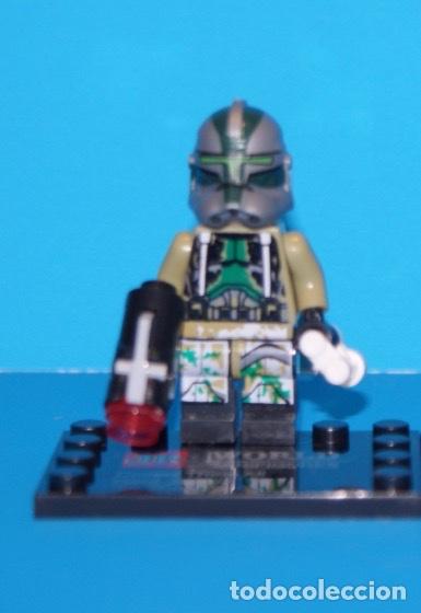 Star wars comandante gree 41st kashyyyk clone t - Sold