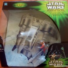 Figuras y Muñecos Star Wars: STAR WARS - SNOW SPEEDER. Lote 63679347