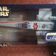 Figuras y Muñecos Star Wars: STAR WARS X-WING RED LEADER. Lote 64632843