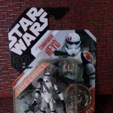 Figuras y Muñecos Star Wars: STAR WARS 30TH ANNIVERSARY SAGA LEGENDS COMMANDER NEYO. Lote 64710071