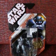 Figuras y Muñecos Star Wars: STAR WARS 30TH ANNIVERSARY SAGA LEGENDS DARKTROOPER. Lote 64710703
