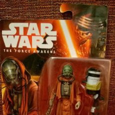 Figuras y Muñecos Star Wars: STAR WARS TFA FIRST SARCO PLANK. Lote 64721811