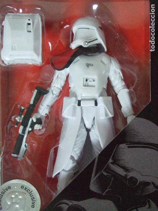 Figuras y Muñecos Star Wars: FIGURA SNOWTROOPER OFFICER - STAR WARS THE FORCE AWAKENS - HASBRO BLACK SERIES 15 CM - Foto 2 - 65779950