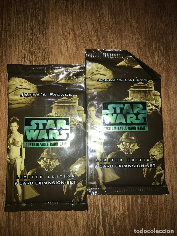 CARTAS STAR WARS (Juguetes - Figuras de Acción - Star Wars)