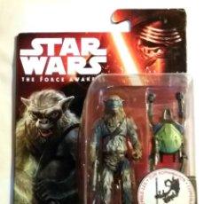 Figuras y Muñecos Star Wars: STAR WARS # HASSK THUG # THE FORCE AWAKENS - NUEVO EN SU BLISTER ORIGINAL DE HASBRO.. Lote 66491070