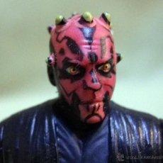 Figuras y Muñecos Star Wars: FIGURA DE ACCION, STAR WARS, DARTH MAUL, HASBRO, 1998. Lote 66509978