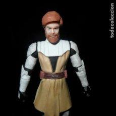 Figuras y Muñecos Star Wars - OBI WAN KENOBI - STAR WARS CLONE WARS - HASBRO 2008 - - 66782830