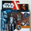 Figuras y Muñecos Star Wars: STAR WARS FORCE AWAKENS DESPERTAR DE LA FUERZA FIGURA CAPTAIN CAPITAN PHASMA. Lote 66819826