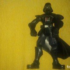 Figuras y Muñecos Star Wars: FIGURA DART VADER 19CM PONE HASBRO 2005 MIREN FOTOS . Lote 67041418