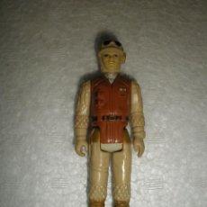 Figuras y Muñecos Star Wars: FIGURA STAR WARS KENNER AÑOS 80 GUERRA GALAXIAS ANTIGUA FIGURE VINTAGE (16) REBEL SOLDIER. Lote 67142009
