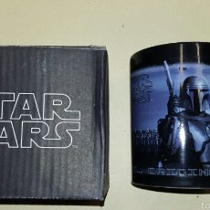 Figuras y Muñecos Star Wars: JARRA TAZA - CERAMICA - STAR WARS - NUEVA SIN USO EN CAJA - GUERRA GALAXIAS. Lote 67202333