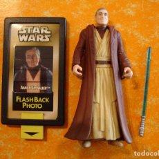 Figuras y Muñecos Star Wars: FIGURA STAR WARS ANAKIN SKYWALKER POTF 100% COMPLETA 1998 HASBRO .. Lote 68178781