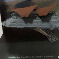 Figuras y Muñecos Star Wars: NAVE STAR WARS JABBA THE HUTT. Lote 68543753