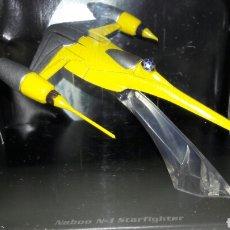 Figuras y Muñecos Star Wars: NAVE STAR WARS NABOO N-1 STARFIGHTER. Lote 68548627