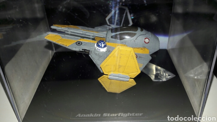 NAVE STAR WARS ANA KING STARFIGHTER (Juguetes - Figuras de Acción - Star Wars)