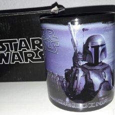 Figuras y Muñecos Star Wars: TAZA STAR WARS JANGO FEET. Lote 68606433