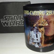 Figuras y Muñecos Star Wars: TAZA STAR WARS C3-PO. Lote 68610567