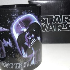 Figuras y Muñecos Star Wars: TAZA STAR WARS VADER . Lote 68611570