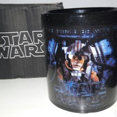 Figuras y Muñecos Star Wars: TAZA STAR WARS LUKE. Lote 68611814
