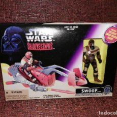 Figuras y Muñecos Star Wars: STAR WARS POTF SHADOWS OF EMPIRE SWOOP. Lote 68950825