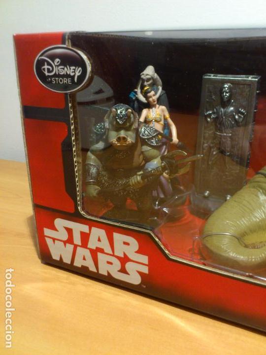 Figuras y Muñecos Star Wars: STAR WARS - MEGA FIGURINE - PLAYSET - 20 FIGURAS - EPISODIOS CLASICOS - DESCATALOGADO - NUEVO - Foto 8 - 116146284