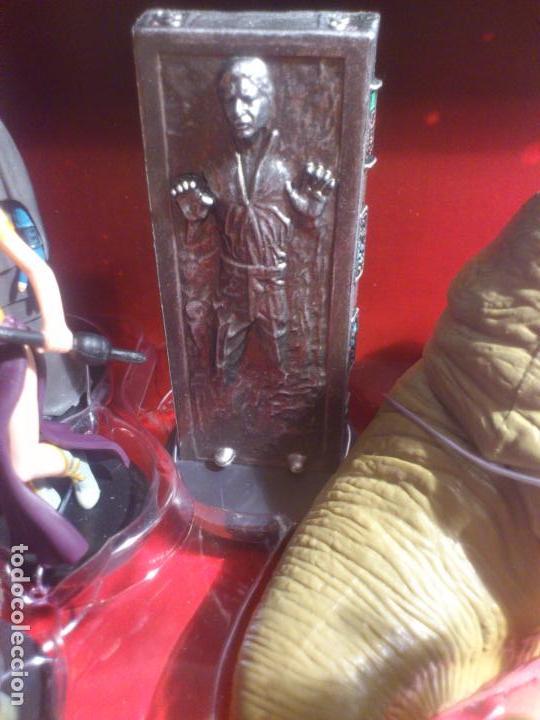 Figuras y Muñecos Star Wars: STAR WARS - MEGA FIGURINE - PLAYSET - 20 FIGURAS - EPISODIOS CLASICOS - DESCATALOGADO - NUEVO - Foto 17 - 116146284