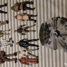 Figuras y Muñecos Star Wars: LOTE DE FIGURAS STAR WARS. Lote 69490589